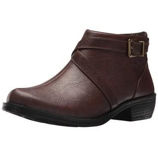 Easy Street Women's Shannon Ankle Bootie
