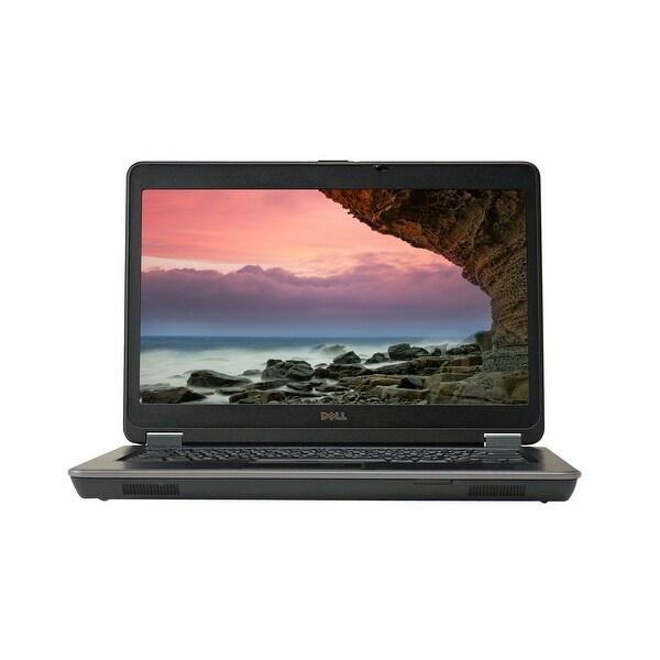 """Dell Latitude E6440 Intel Core i5-4300M 2.6GHz 8GB RAM 240GB SSD DVD 14"""" Win 10 Pro Laptop (Refurbished)"""