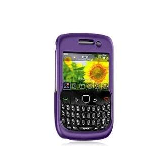 OEM Verizon BlackBerry Curve 8530 Snap On Case - Purple (Bulk Packaging)