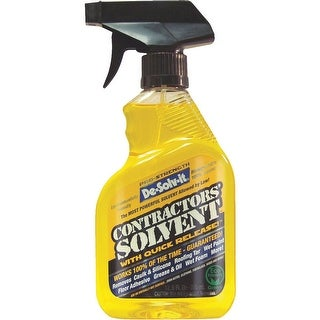 De-Solv-it 12Oz Contractor Solvent
