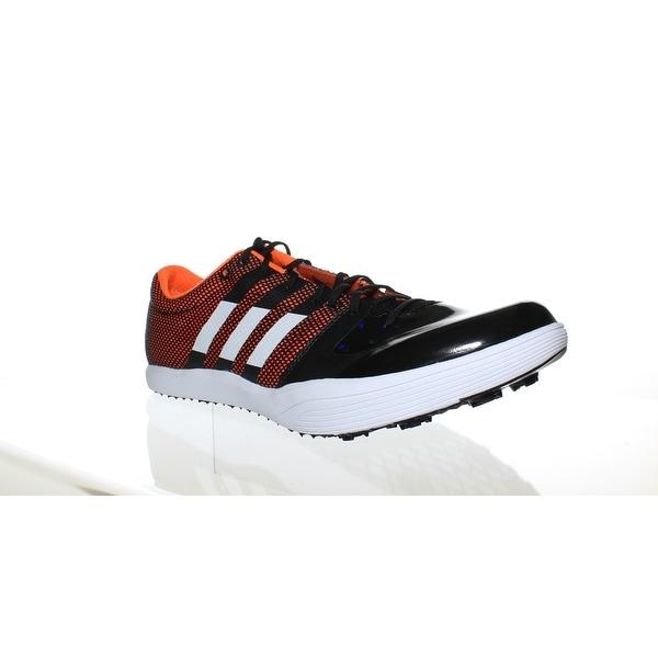 Shop Adidas Mens Adizero Black Cross Training Shoes Size 14 - Free ... 934a29b6c