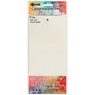 Media Paper #10 - Dyan Reaveley's Dylusions Journal Tags 10/Pkg