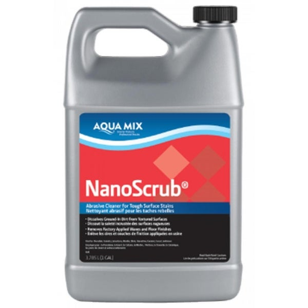 Aqua mix grout haze clean-up pintaqua mix stone tile problem solvers.