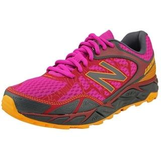New Balance MTLEAD Round Toe Synthetic Running Shoe