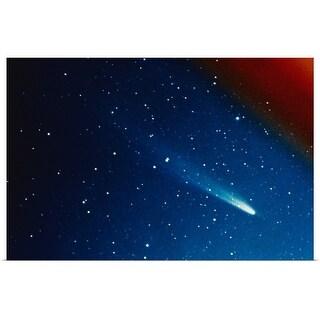 """Kohoutek Comet"" Poster Print"