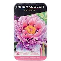 Prismacolor Botanical Garden Colored Pencil Set 12/Pkg-
