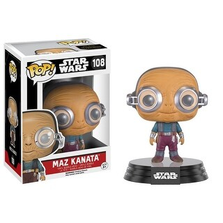 Star Wars POP Vinyl Figure: Maz Kanata - multi