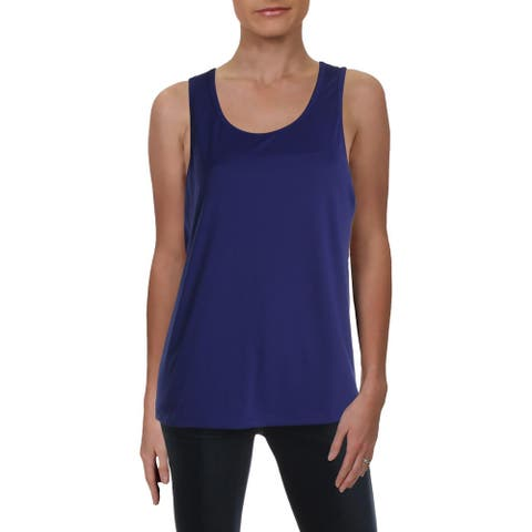 90 Degree by Reflex Womens Tank Top Cage Back Sleeveless