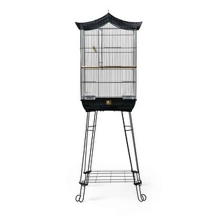 Prevue Pet Crown top cage & stand - 262