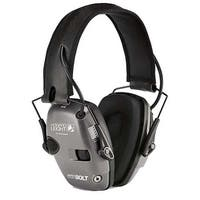 Howard leight r-02232 howard leight r-02232 impact sport bolt grey electronic earmuff