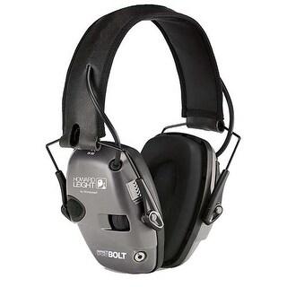 Howard leight r-02232 howard leight r-02232 impact sport bolt grey electronic earmuff