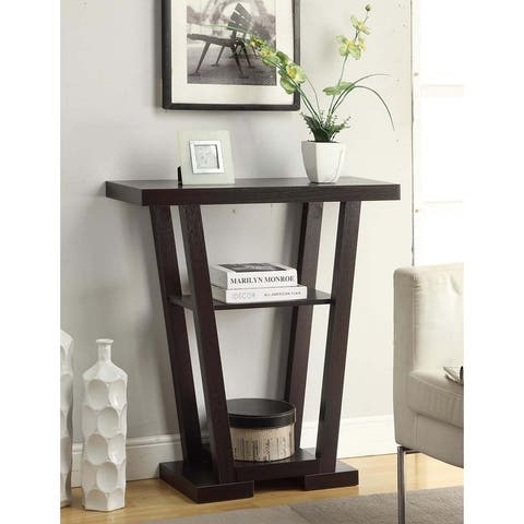 Copper Grove Monbretia V Console Table