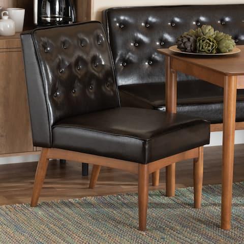 Riordan Mid-Century Modern Dining Chair