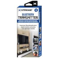 Xtreme XBA9-1003-BLK Bluetooth Multipoint Audio Transmitter - Black
