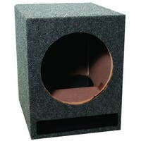 """Single 10""""  Vented Woofer Box"""