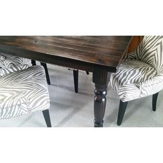 safavieh en vogue dining lester grey zebra dining chairs (set of 2
