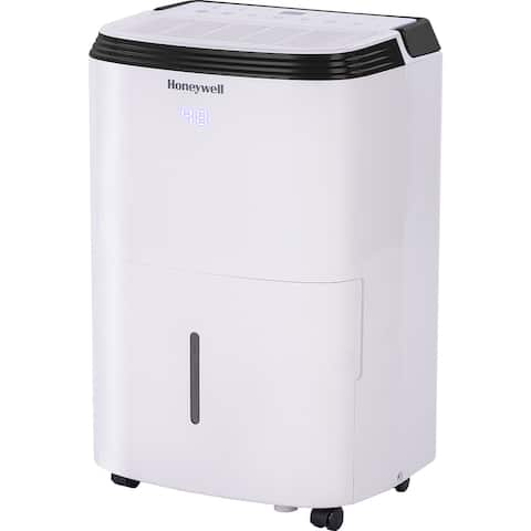 Honeywell Energy Star 50-Pint Dehumidifier with Washable Filter