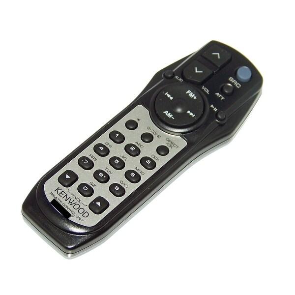 NEW OEM Kenwood Remote Control Originally Shipped With KDCBT742U, KDC-BT742U, KDCBT838U, KDC-BT838U KDCHD942U KDC-HD942U