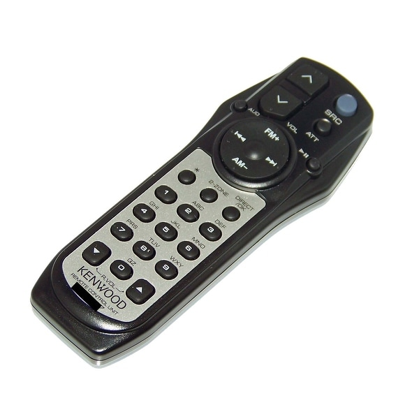 NEW OEM Kenwood Remote Control Originally Shipped With KDCX791, KDC-X791, KDCX792, KDC-X792, KDCX889, KDC-X889