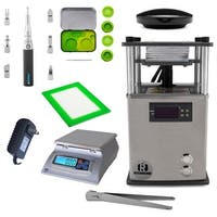 Shop RosinBomb Rocket Rosin Press with My Weigh KD-8000 Kitchen