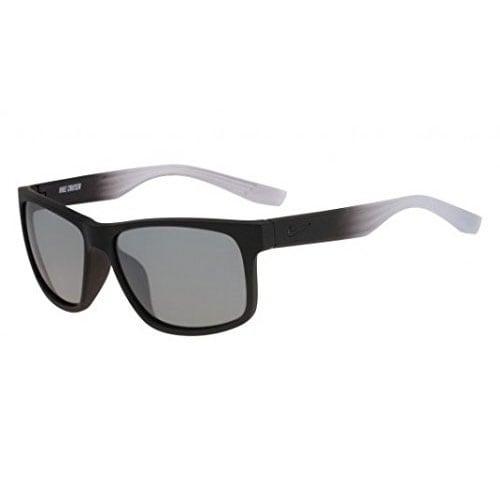 Nike EV0834-004 Sunglasses Cruiser Black/Wolf Grey Fade Frame Grey Silver Flash - matte black/wolf grey