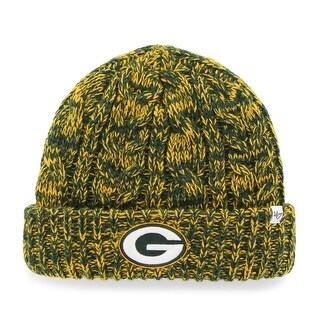 Green Bay Packers Prima Women's Dark Green Cuffed Knit Hat