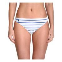 Polo Ralph Lauren Womens French Stripe Cheeky Fit Swim Bottom Separates