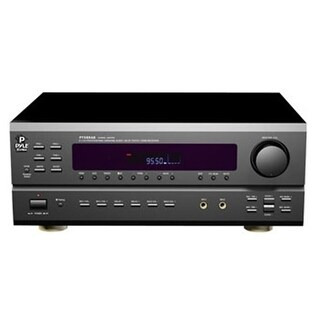 SOUND AROUND-PYLE INDUSTRIES 5.1 Channel Home Receiver with AM-FM