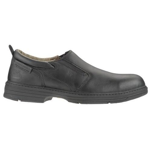 """""""CAT Footwear Conclude Steel Toe - Black 9.5(M) Work Shoe"""""""