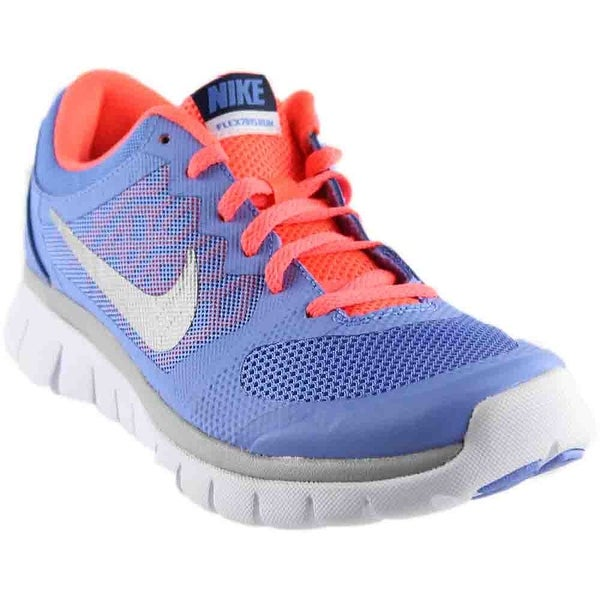 competitive price b2e41 6a398 Nike Womens Flex Run 2015 Grade School Athletic  amp  Sneakers