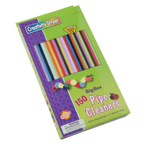 Creativity street big box of pipe cleaners ac5547