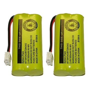 Replacement Clarity 6010 Battery for D603 / D613 Phone Models (2 Pack)