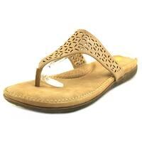 Volatile Deanne  Tan Sandals
