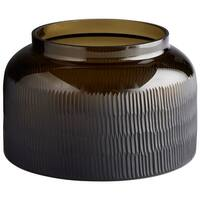 Cyan Design Small Bradson Vase Bradson 6.5 Inch Tall Glass Vase