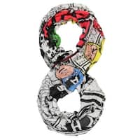 Marvel Comics Infinity Fashion Scarf - One Size Fits most