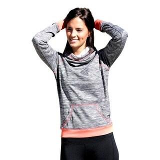 Cinch Western Sweatshirt Womens L/S Tech Hoodie Multi-Color MAK7807001