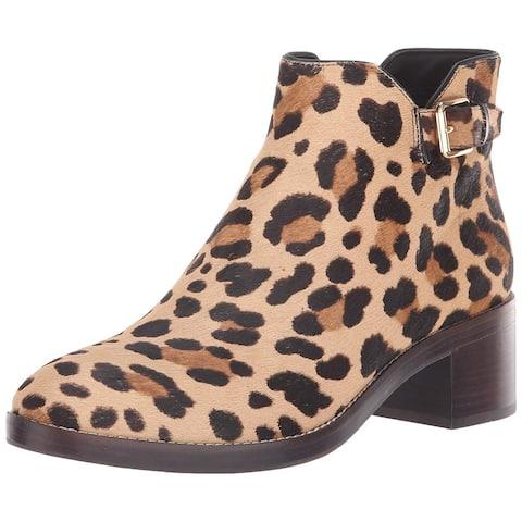 Cole Haan Womens Harrington Grand Closed Toe Ankle Fashion Boots