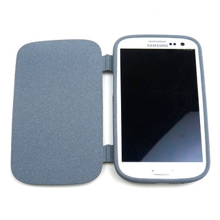 JAVOedge Textured Slim Cover for the Samsung Galaxy S3 - Gray