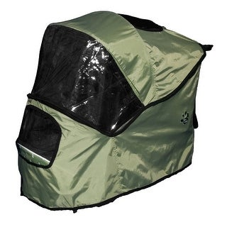 Weather Cover for Special Edition Pet Stroller - Sage