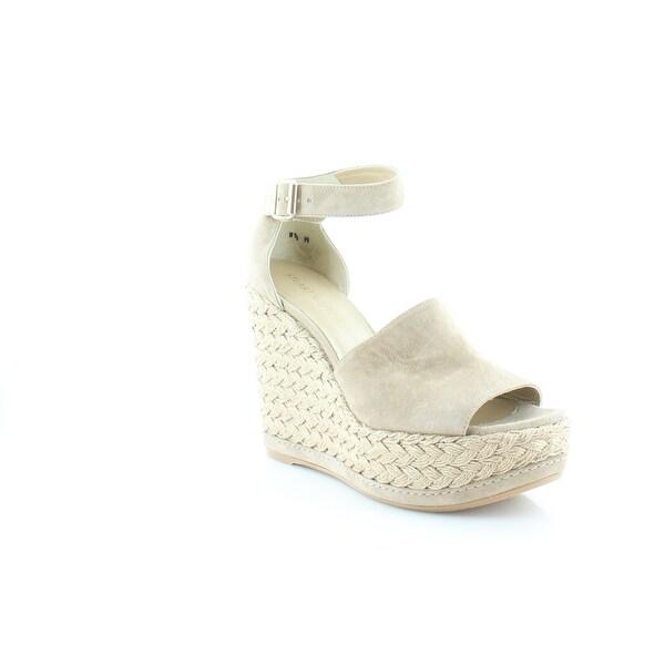 Stuart Weitzman Soho Jute Women's Sandals Mojave
