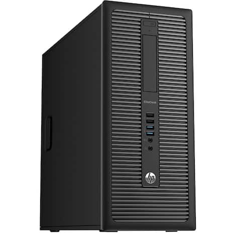 HP EliteDesk 800 G1 Tower, i3-4130 ,3.4GHz, 8GB, 240GB SSD Win 10 Pro (Refurbished)
