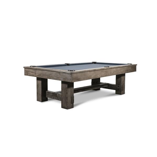 Rocky Slate Pool Table w/Premium Billiard Accessories. Opens flyout.