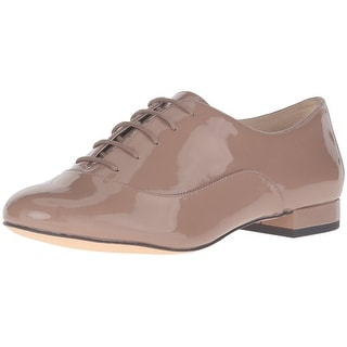 Nine West Women's Zellah Patent Oxford