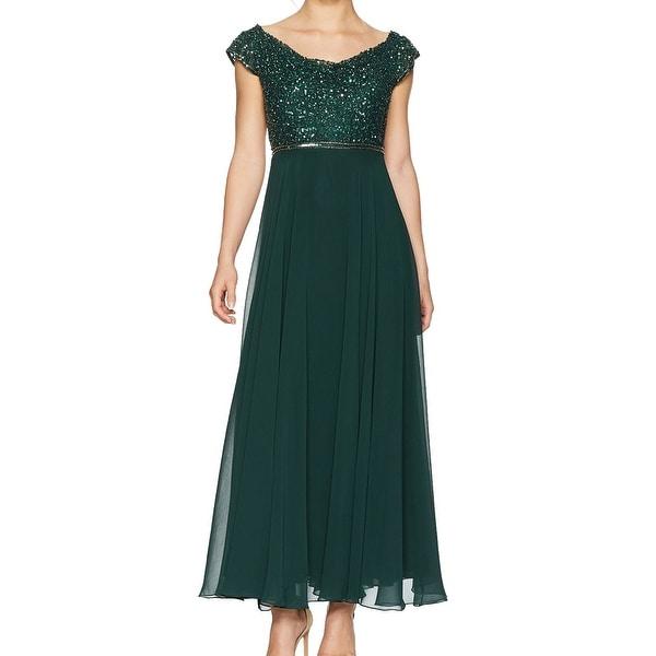 Size 6 Petite Empire Waist Gown