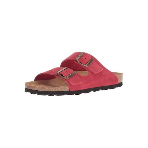 Kids Bayton Girls Atlas Buckle Slide Sandals