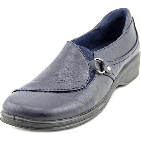 Easy Street Grade Women New Navy Flats
