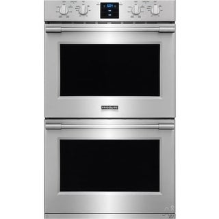 Frigidaire FPET3077R 30 Inch Wide 5.1 Cu. Ft. Double Electric Wall Oven with Power Plus Convection - Stainless Steel