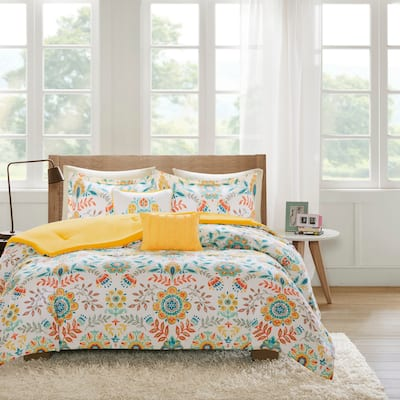 Mona 5-piece Comforter Set by Intelligent Design