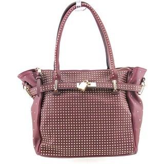 Melie Bianco Miranda Women Synthetic Shoulder Bag - Red