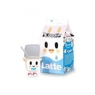 Tokidoki Moofia Latte Mini Figure - multi